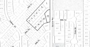 12 Lots in Shawnee, KS – 48th Terrace & Quivira Rd